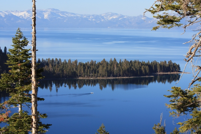Peace on Emerald Bay, Lake Tahoe