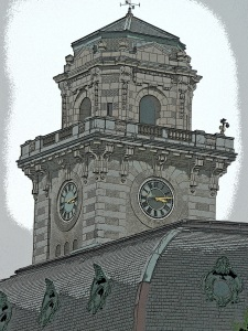 Naval Academy Clock Tower