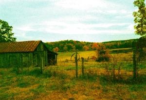 Capehart Sunnyside Barn - Version 2