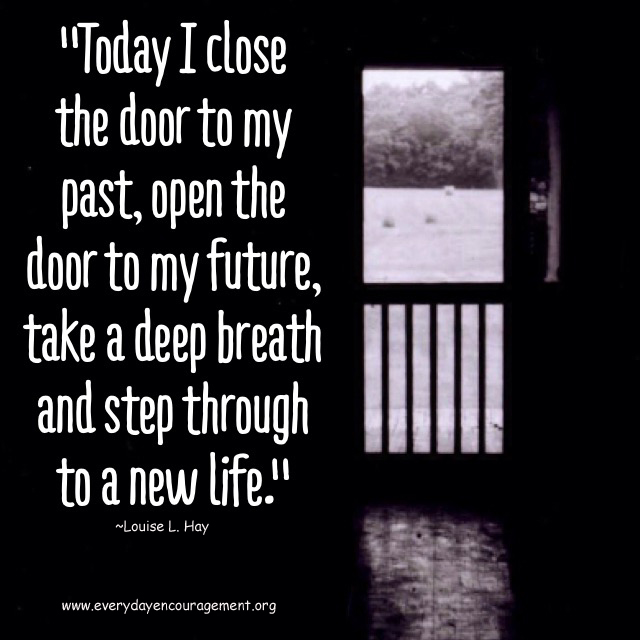 Open Door to Your New Life